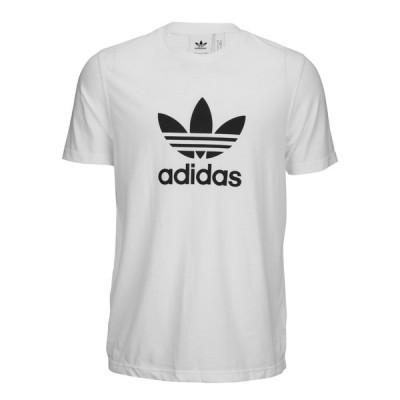 アディダス adidas Originals メンズ Tシャツ トップス trefoil t-shirt White