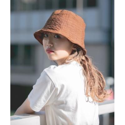 repipi armario / シャーリングハット WOMEN 帽子 > ハット