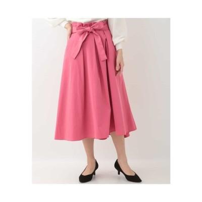 OFUON / タイプライターテイルロングスカート