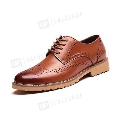 メンズ ビジネスシューズ 通気性 本革 ビジネスシューズ ウォーキング 幅広 紳士靴 防水 滑り止めビジネスシューズ