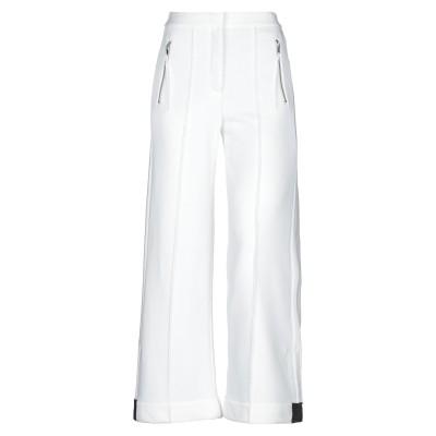 8PM パンツ ホワイト XS コットン 65% / ポリエステル 35% パンツ