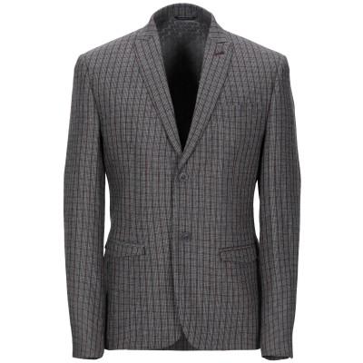 ダニエル アレッサンドリーニ DANIELE ALESSANDRINI テーラードジャケット グレー 46 レーヨン 45% / ウール 40% /