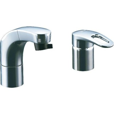 LIXIL INAX ホース引出式シングルレバー洗髪シャワー混合水栓 SF-810SYU SF-810SYNU