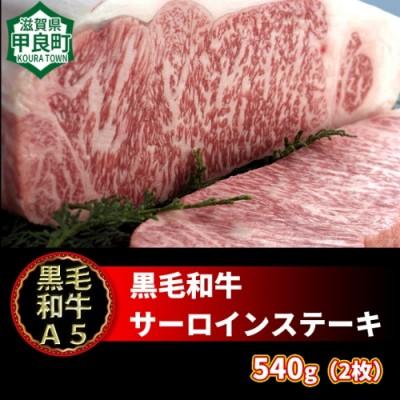 黒毛和牛サーロインステーキ540g(2枚)