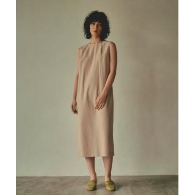 ワンピース Marie Miller BOX LINEN DRESS (マリーミラー ボックスリネンドレス)(3colors)(Women's)(MM