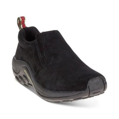 メレル Merrell レディース スリッポン・フラット シューズ・靴 Jungle Moc Slip-On Shoes Black