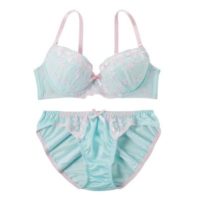 キュミナ ブラジャー・ショーツセット(E70/M) (ブラジャー&ショーツセット)Bras & Panties