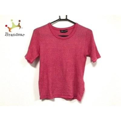 マリークワント MARY QUANT 半袖セーター サイズM レディース 美品 ピンク   スペシャル特価 20191228
