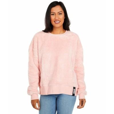 アグ ニット&セーター アウター レディース Pure Pink Cloud