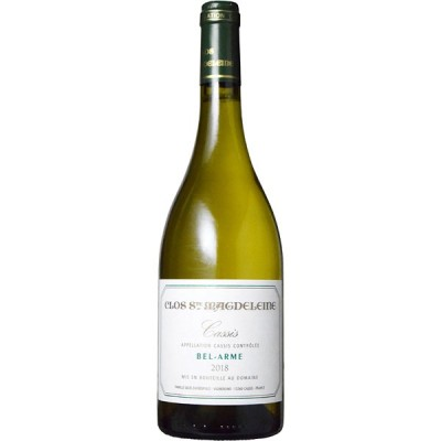 ■ クロ サント マグドレーヌ カシー ベル アルム 白 [2018] [ 白 ワイン フランス プロヴァンス ]