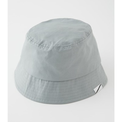 COMPACT DEEPLY BUCKET HAT L/GRY1