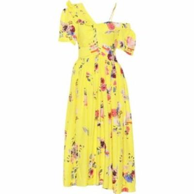 プリーン バイ ソーントン ブルガッジ Preen by Thornton Bregazzi レディース ワンピース ワンピース・ドレス Domino silk-blend dress