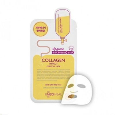 Mediheal Collagen Impact Essential Mask  10枚