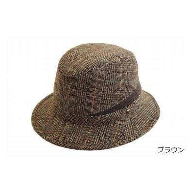 mila schon ミラショーン バケットハット YM735 ブラウン 茶 帽子 ハット ファッション メンズ 紳士 おしゃれ カジュアル ギフト 防寒 日本製 秋冬