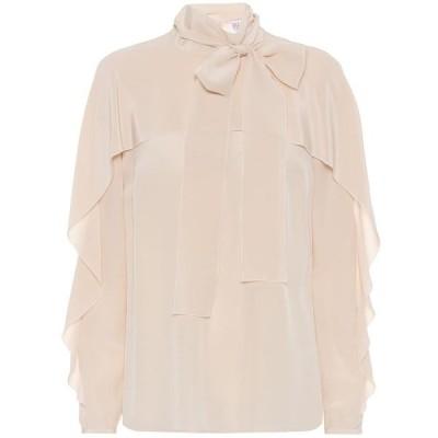 レッド ヴァレンティノ REDValentino レディース ブラウス・シャツ トップス silk blouse