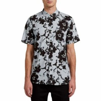 ボルコム Volcom メンズ シャツ トップス burres shirt Cool Blue
