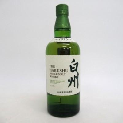 サントリー 白州 1973 700ml 箱なし 古酒・未開封 サントリー【Suntory】