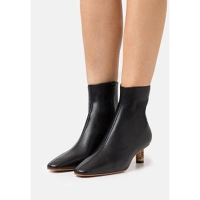 マルタンマルジェラ レディース ブーツ&レインブーツ シューズ BOOT - Classic ankle boots - black black