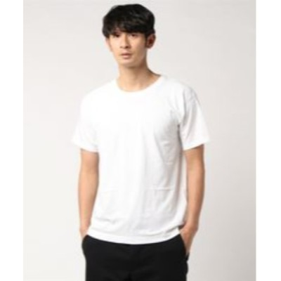 tシャツ Tシャツ HANES (へインズ)ジャパンフィット ブルーパック【2枚組】クルーネックTシャツ (H5210)