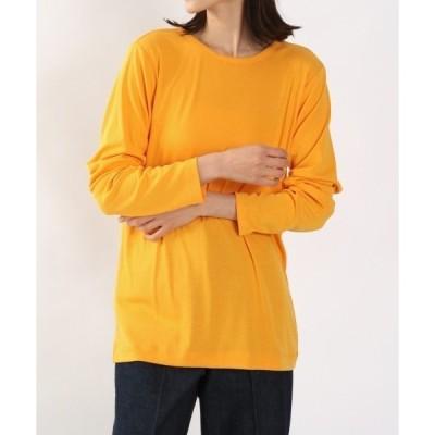 tシャツ Tシャツ フライスLS 920808