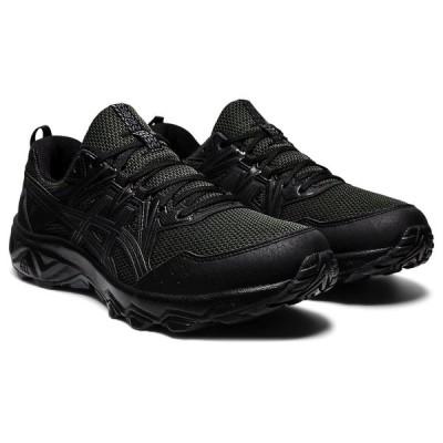 アシックス GEL-VENTURE 8 BLACK/BLACK 1011a826-001