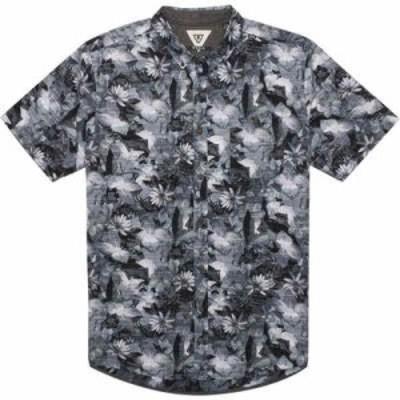 ヴィスラ 半袖シャツ Truncatis Shirts Slate