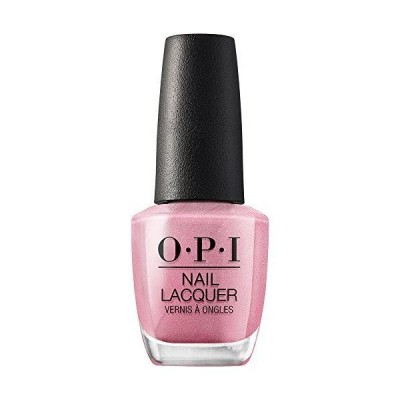OPI(オーピーアイ) ネイル マニキュア セルフネイル パール (NLG01 アフロダイツ ピンク ナイティ) ネイルカラー サロンネイル