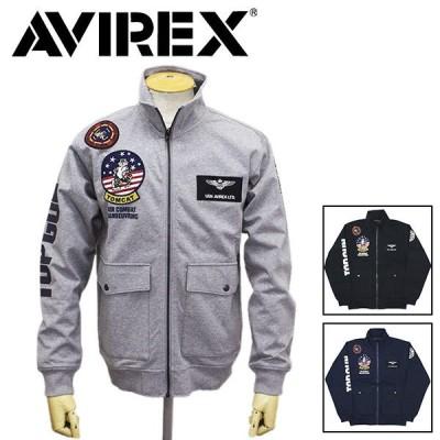 AVIREX (アヴィレックス) 6103517 WIND GUARD TOP GUN JKT ウィンドガード トップガン ジャケット 全3色