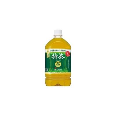 2ケース販売 サントリー 伊右衛門特茶 1000ml (×24)(cs002)