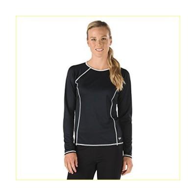 Speedo Women's Uv Swim Shirt Long Sleeve Rashguard【並行輸入品】