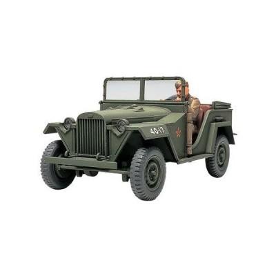 タミヤ MM 1/48 ソビエト フィールドカー GAZ-67B  (商品コード:32542)