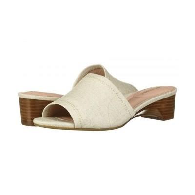Taryn Rose タリンローズ レディース 女性用 シューズ 靴 ヒール Nicolette - Natural Stretch Linen