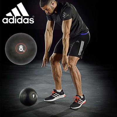adidas アディダス 体幹トレーニング 器具 スラムボール 8kg ADBL10224 筋力トレーニング トレーニング用品