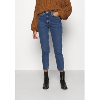ジェイディーワイ レディース デニムパンツ ボトムス JDYKAJA LIFE - Straight leg jeans - medium blue denim medium blue denim