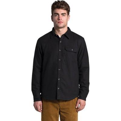 (取寄)ノースフェイス メンズ キャンプシェア シャツ The North Face Men's Campshire Shirt TNF Black 送料無料