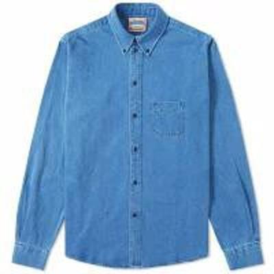 Acne Studios メンズシャツ Acne Studios Seiji Denim Shirt Washed Denim