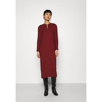 アーケット ワンピース レディース トップス Casual - Day dress - red