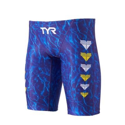 メール便OK TYR(ティア) JWASF112 メンズ スイムスパッツ 競泳トレーニング水着 練習用 水泳