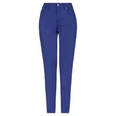 MARANI JEANS パンツ ブルー 44 コットン 74% / ナイロン 23% / ポリウレタン 3% パンツ