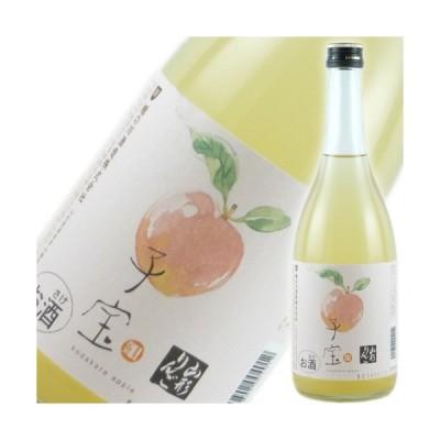 食べるフルーツリキュール 子宝 山形りんご 楯の川酒造 山形のお酒 720ml ギフト プレゼント(4511802004012)