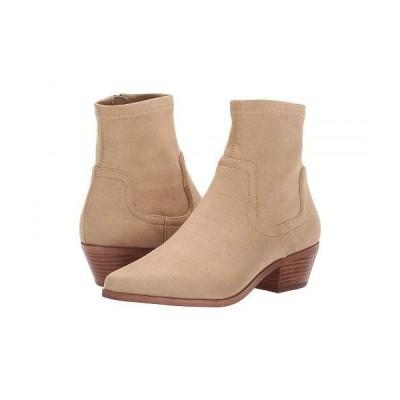 Steve Madden スティーブマデン レディース 女性用 シューズ 靴 ブーツ アンクルブーツ ショート Western Bootie - Sand