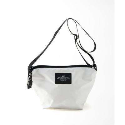 ショルダーバッグ バッグ 【BAGS IN PROGRESS】MICRO TOTE:バッグ