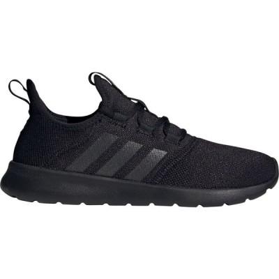 アディダス adidas レディース ランニング・ウォーキング シューズ・靴 Cloudfoam Pure 2.0 Running Shoes Black/Black/White