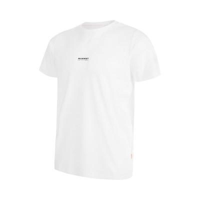 メール便OK MAMMUT(マムート) 1017-02010 QD Logo Print T-Shirt AF Men プリント Tシャツ ハイキング