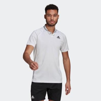 セール価格 返品可 アディダス公式 ウェア・服 トップス adidas クラブ テニス リブポロシャツ / Club Tennis Ribbed Polo Shirt