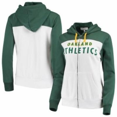 Touch by Alyssa Milano タッチ バイ アリッサ ミラノ スポーツ用品  Touch by Alyssa Milano Oakland Athletics Womens White Scrimmage