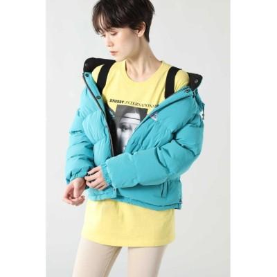【ローズバッド】 LYNDONジャケット レディース ブルー S ROSE BUD