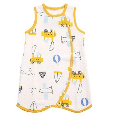 寝袋 スリーパー 赤ちゃん 春 夏 秋 通気性 綿100% 寝冷え防止 一年中 柔らかい 可愛い 女の子 男の子 出産祝い