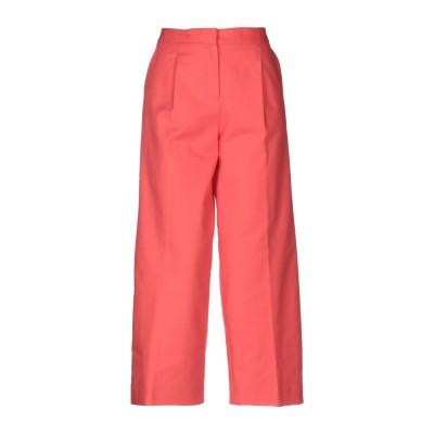BOUTIQUE MOSCHINO パンツ コーラル 40 コットン 96% / 指定外繊維 4% パンツ
