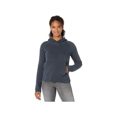 アグオーストラリア Pilar Washed Sweater レディース パーカー スウェット フード Charcoal